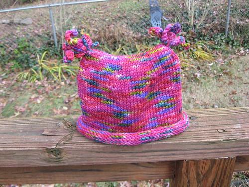 Ava Elizabeth's baby hat
