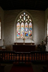 Chancel St. Margaret - Wolston