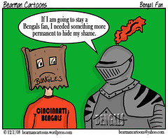 12 1 08 Bearman Cartoon Cincinnati Bengals arm...