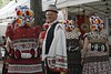 National costumes in Hungary
