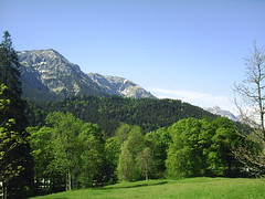 Landscape in Bavaria
