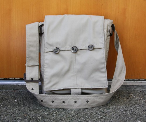 """Agent 99"" Trench Coat Bag by Ouno Design"