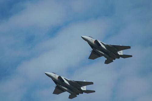 F-15J @Tuiki / 2008築城基地航空祭