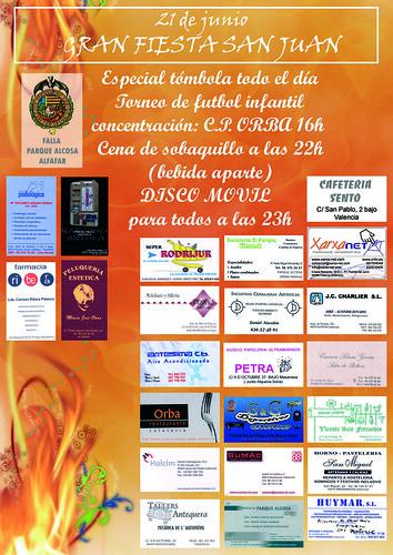 Cartel San Juan 08