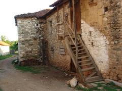 Kulla in Dranoc that needs restoring (Kosovo Bradt guide book author) Tags: kosova kosovo kulla dranoc