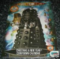 Dalek calendar