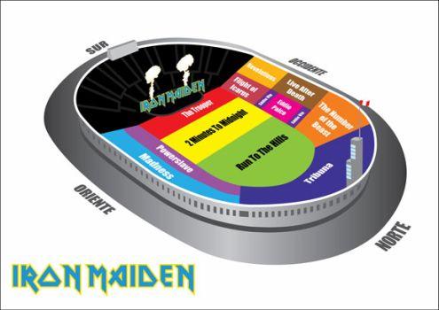 Iron Maiden Lima Precios Venta Entradas