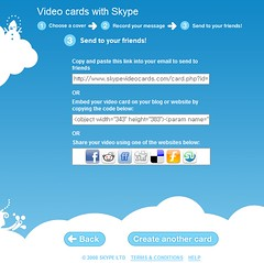 Video cards with Skype (mushman1970) Tags: skype videocards