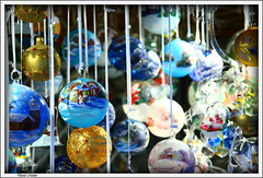 Christmas is almost here!!! (_David_Meister_) Tags: christmas xmas blue winter white colour yellow glitter ball weihnachten gold balls blingbling gelb blau deco farbe deko glitzer weis otw flickrcolour aplusphoto davidmeister