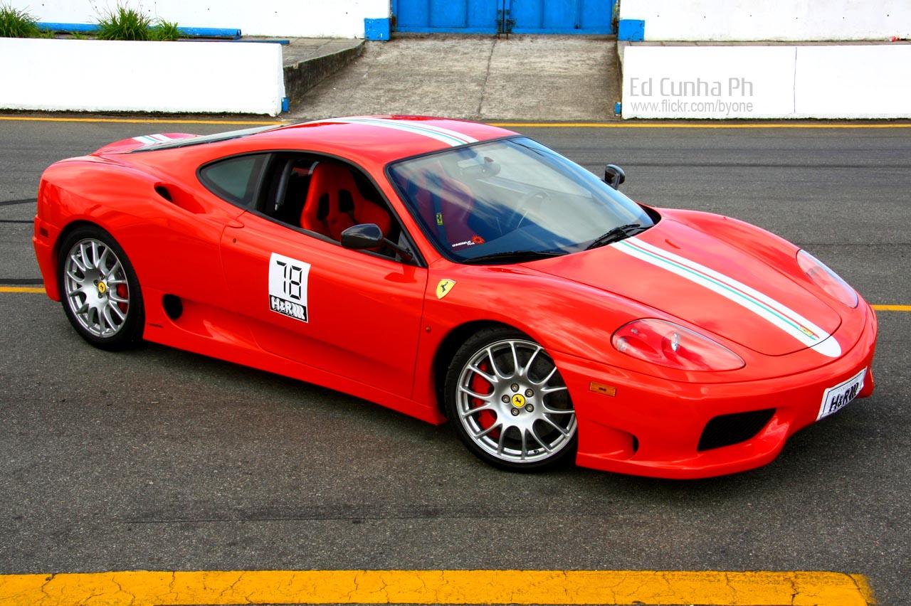Ferrari F360 Challenge Stradale