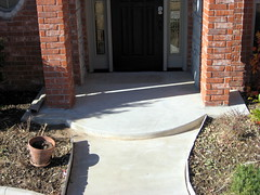 Before Entry (Impressive Restorations) Tags: oklahoma oklahomacity concreteart concretedesign impressiverestorations concreteresurfacing permacrete danielware jorgeware stephanieware paulaamold wwwimpressiverestorationscom 4058245910