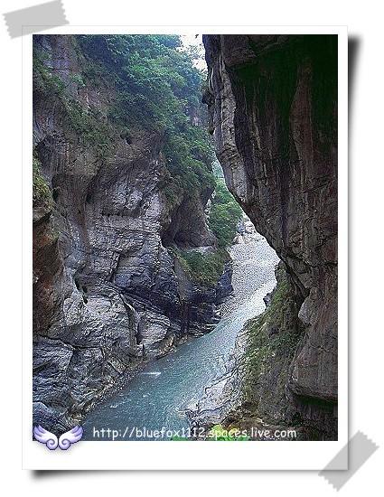 081124東台灣樂活之旅第9站_太魯閣國家公園03_燕子口峽谷
