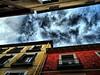 -- (hiskinho) Tags: sky cloud casa edificio ciel cielo nuage fachada balcón hdr nube