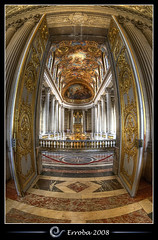 A room @ Versailles, Paris, France :: Single RAW HDR :: Fisheye (Erroba) Tags: paris france photoshop canon rebel gold sigma palace fisheye versailles tips remote erlend hdr decadence wealth cs3 10mm 3xp photomatix tonemapped tonemapping xti 400d erroba robaye erlendrobaye