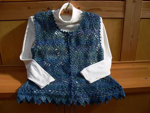 pinapple vest
