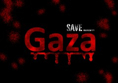 STOP THE KILLING IN GAZA NOW !!! (@lkuwari ..Nippon :D) Tags: children army israel blood kill killing gaza