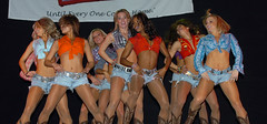 Dallas Cowboys Cheerleaders put on show for 2ID Soldiers - US Army Korea - IMCOM - December 29, 2008 (U.S. Army Korea (Historical Image Archive)) Tags: christmas red camp cloud cowboys army casey us dallas concert cheerleaders united visit korea entertainment management installation service annual gym uso region organization command mwr carey usag imcom fmwrc