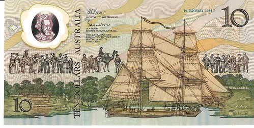 Australia Paper Money « World Paper Money/banknotes Section ...