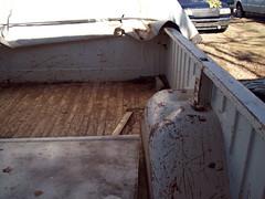bed (fatslick70) Tags: street hot 1969 truck project muscle parts pickup dodge rod restoration 1968 mopar d100 trim adventurer 383 sweptline
