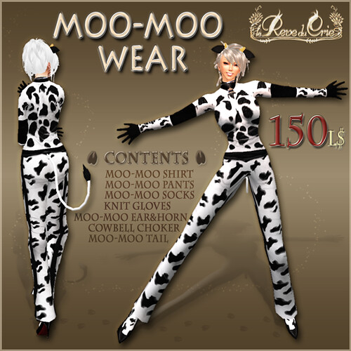 ::RC:: MOO-MOO WEAR