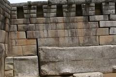 Machu Picchu - Inca temple