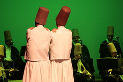 (heffy88) Tags: show green religious dancing livemusic spinning whirlingdervishes
