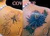 Tattoo Flower,Tatuaje,Tatuagem Flor