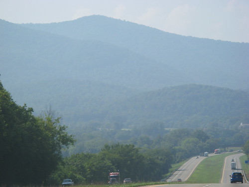 Smoky Mountain closeup