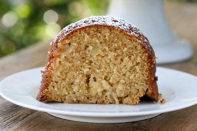 Brown Sugar Bundt Cake - Tuesdays with Dorie
