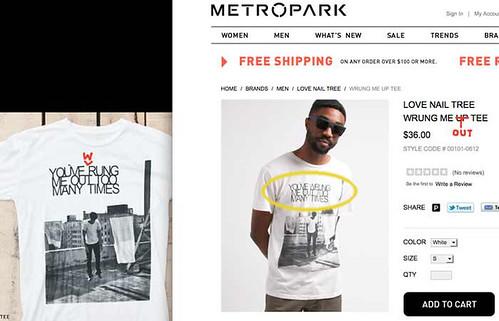 Typo: Metropark