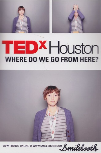 TedxHouston Smilebooth
