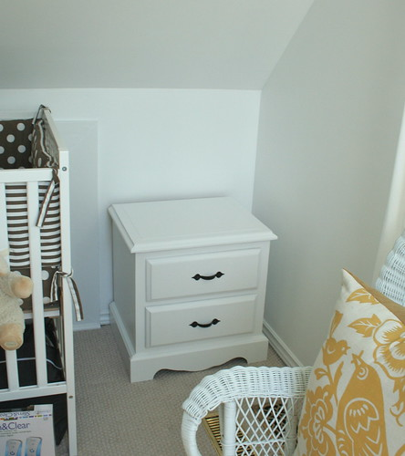 Nursery Nightstand