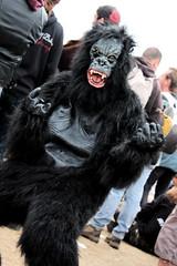 Metal Gorilla