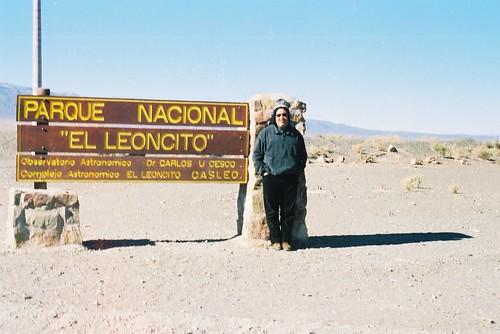 Entrada al PN El Leoncito by gaguilar1955.