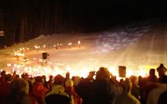 Ski Show, Ramsau