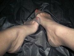 23 (feetman1) Tags: feet stockings femalefeet