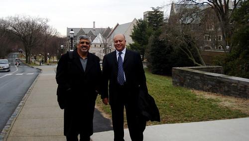 At Princeton University