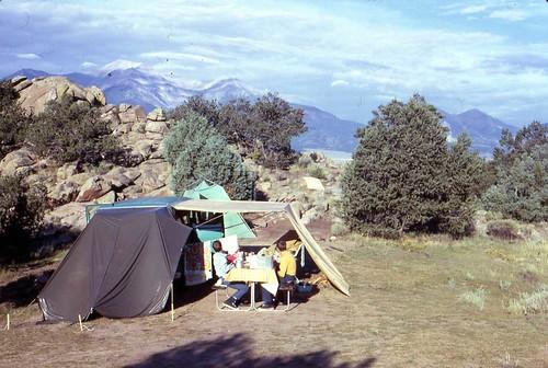Campsite - Durango, CO