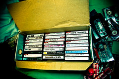 The Good Old Days (Matt x Shaw) Tags: music bena lomo walkman hiphop freestyles tapes cassettes logik