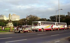 Sampaguita Transit Hino NYB-853 (fleet No 106)...