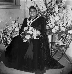 Hattie McDaniel, Oscar Night | Black Hollywood Series (Black History Album) Tags: oscar rip ancestor ancestors gonewiththewind vivienleigh oliviadehavilland hattiemcdaniel motionpictureacademy blackhollywood