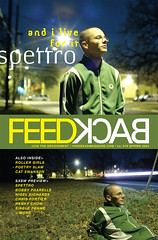 Feedback magazine cover issue 19
