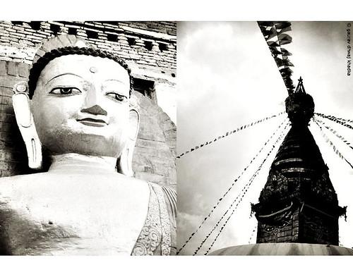 Happy Buddha Jayanti by Gaurav Dhwaj Khadka