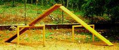 Playground at Sosua (Laura O'Connor) Tags: playground village sosua