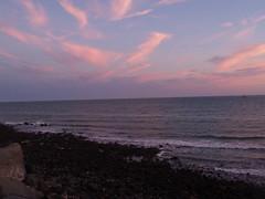 Sunset on the Beach (Seraphim2581) Tags: beach mexico rockypoint puertopeasco