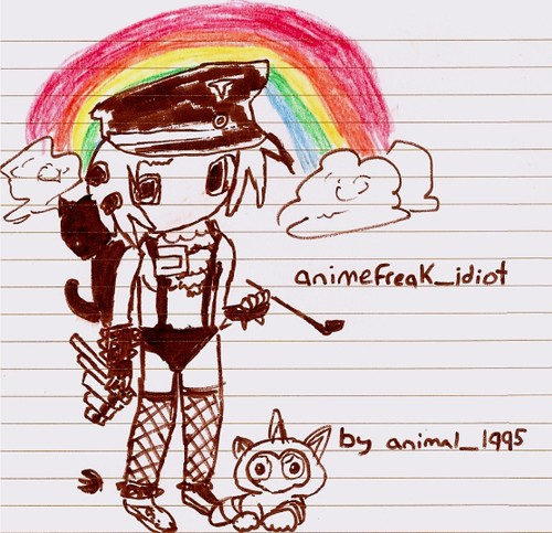 animefreak idiotsmall