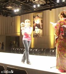BBC - Dreamy Melody - Catwalk rehearsal