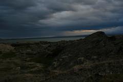 Myvatn, Icelandic summer night. (seleneanneroza) Tags: night iceland myvatn