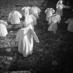 Set design ghosts (Giorgio Verdiani) Tags: blackandwhite italy castle 6x6 italia towers massa tuscany toscana fortress castello biancoenero malaspina torri fortezza felica patrolwalk camminodironda