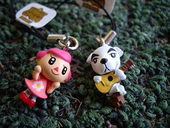 Animal Crossing Netsukes